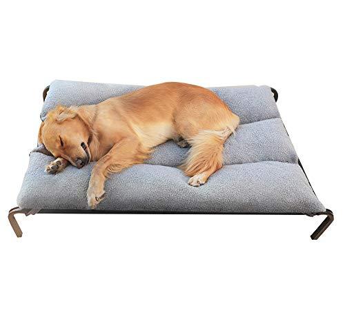 Brandina per Cani Impermeabile Sfoderabile Divano per Cani Ortopedici per Cane da Interno di Taglia Piccola Cuccioli E Gatti