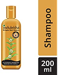 Indulekha Bringha Anti-Hairfall Shampoo, 200ml