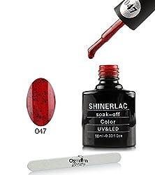 Bluesky SH047 Shinerlac UV/LED Gel Polish
