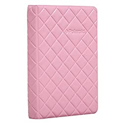 Polaroid 64-pocket Photo Album Wsleek Quilted Cover For 3x4 Photo Paper (Pop) - Pink