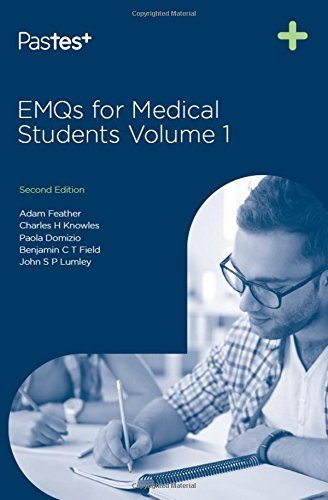 EMQs for Medical Students - Volume 1, Second Edition