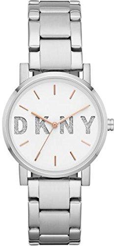 DKNY aus Edelstahl