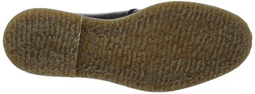 camel active Herren Palm 11 Desert Boots Schwarz (Black)