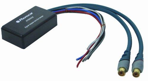 Phonocar - Adattatore di segnale da alto-basso livello
