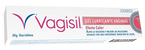 Vagisil Gel Lubricante Vaginal Efecto Calor - 30 gr
