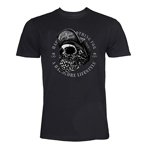 Mens West Coast Choppers Skull Logo Bike Biker Motorbike Motorcycle Black T-Shirt Short Sleeves Bottoming T Shirt Tops Clothing, Norton Moto Guzzi Indian Motorcycles Cafe Racer Tayl819