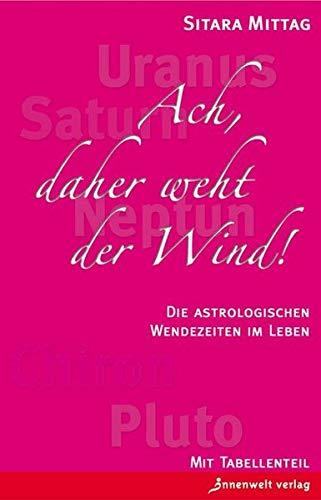 Ach, daher weht der Wind: Die astrologischen Wendezeiten im Leben