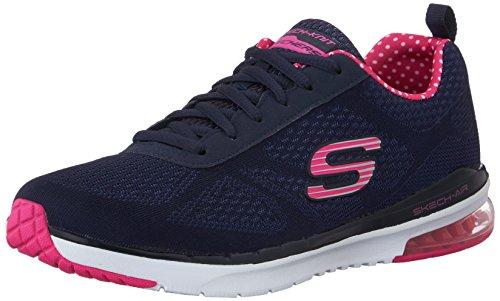 Skechers (SKEES) - Skech-Air Infinity, Scarpa Tecnica da donna, blu (nvpk), 36