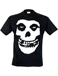 Cinderblock The Misfits Skull Men's T-Shirt