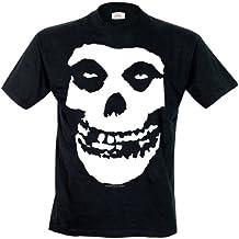 Collectors Mine Herren T-Shirt Misfits-Skull
