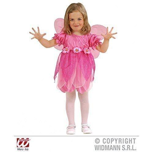 Lively Moments Super süßes Fairy / Fee - Kostüm für Kinder Gr. 98 in pink / rosa