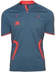 Adidas Schiedsrichtertrikot, dark onix/infrared