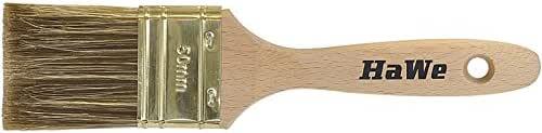 HaWe 527.70/Vernis /à lasure avec poils en m/élange de 70/mm