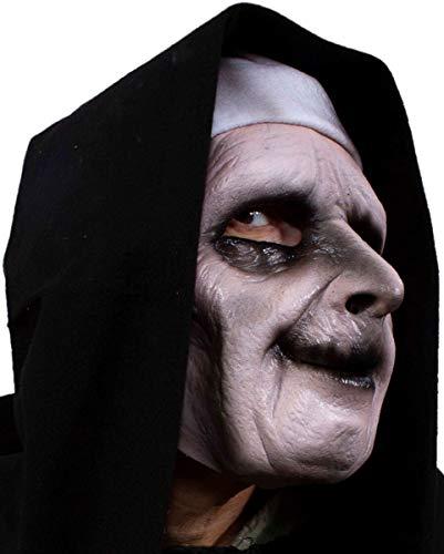 ische Geister Nonnen Maske mit Habit ()