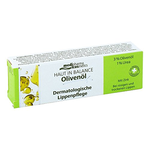 Haut In Balance Olivenöl Derm.lippenpflege 3% 7 ml