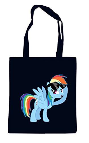 Rainbow Pony Sac Noir