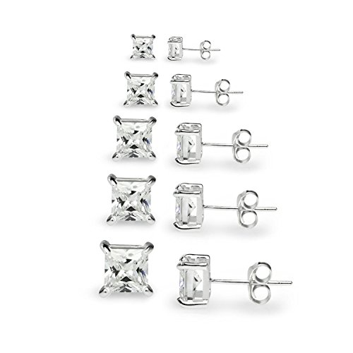 silverline-jewelry-ensemble-de-clous-doreilles-carrs-en-argent-sterling-925-avec-zircon-cubique-tail
