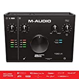 M-Audio AIR 192|4 - Pro Interfaccia Audio USB / USB-C 2-In/2-Out con Pacchetto Software ProTools|First, Ableton Live Lite, Eleven Lite & Avid Effects Collection e FX & VIs da AIR Music Tech incluso