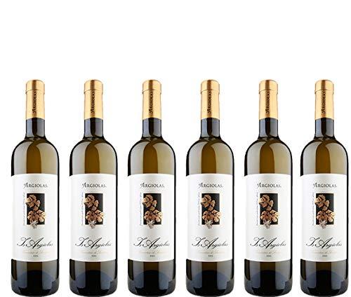 6 bottiglie per 0,75l -IS ARGIOLAS - VERMENTINO DI SARDEGNA DOC