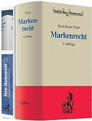 Markenrecht: Kommentar zum Markengesetz, zur Pariser Verbandsübereinkunft und zum Madrider Markenabkommen