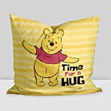 Best Disney Cots - Disney Pooh time to Hug Digital Printed Cushion Review