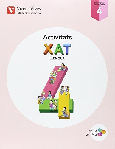 XAT 4 VALENCIA ACTIVITATS (AULA ACTIVA): 000001 - 9788468229942