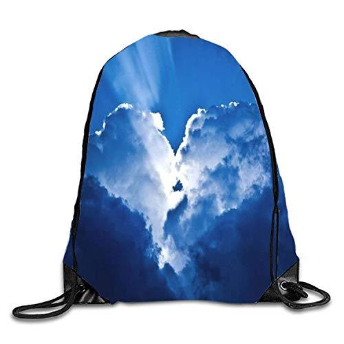 Etryrt Turnbeutel/Bedruckte Sportbeutel, Premium Drawstring Gym Bag, Pink Zebra Pattern Drawstring Backpack Travel Rucksack Shoulder Bags Fashion Gym Bag
