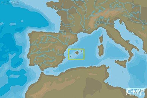 C-MAP - MAX-N LOCAL - Balearic Islands - µSD/SD-Karte - C-map