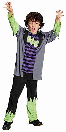 Rubie's Kinder Kostüm Funky Monster Karneval Fasching Halloween - Funky Hexe Kostüm