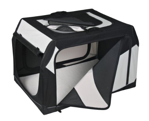 Trixie 39721 Vario Transportbox, Größe S, 61×43×46 cm - 3