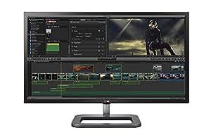LG 31 31MU97-B IPS 4K Monitor, Presa Tipo C