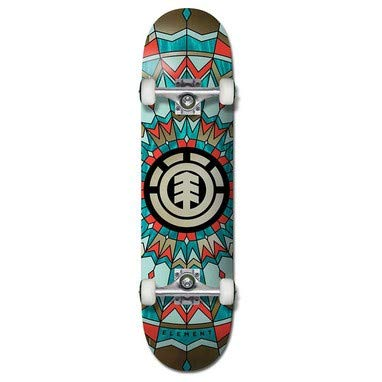 Element Skateboard Complete Deck Zube 7.75