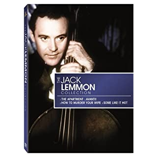The Jack Lemmon Star Collection (Some Like It Hot / Avanti! / The Apartment / How To Murder Your Wife) by Jack Lemmon