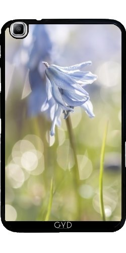 custodia-per-samsung-galaxy-tab3-80-sm-t310-scilla-in-a-meadow-by-utart