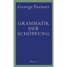 Grammatik der Schöpfung