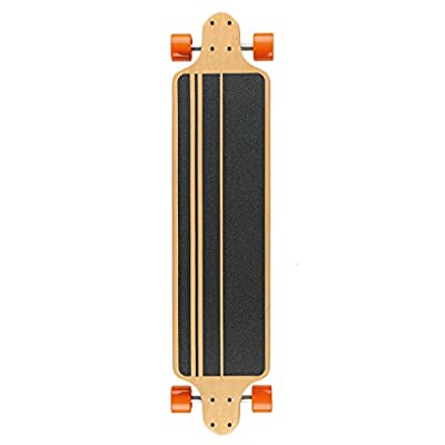Osprey Unisex komplett Twin Tip Longboard Skateboard?mehrere Styles Einheitsgröße Thirty-Eight