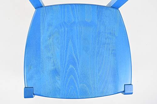 Sedie Blu Cucina : Tommychairs sedie di design set sedie classiche cuore per