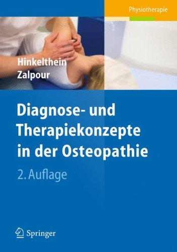Diagnose- und Therapiekonzepte in der Osteopathie