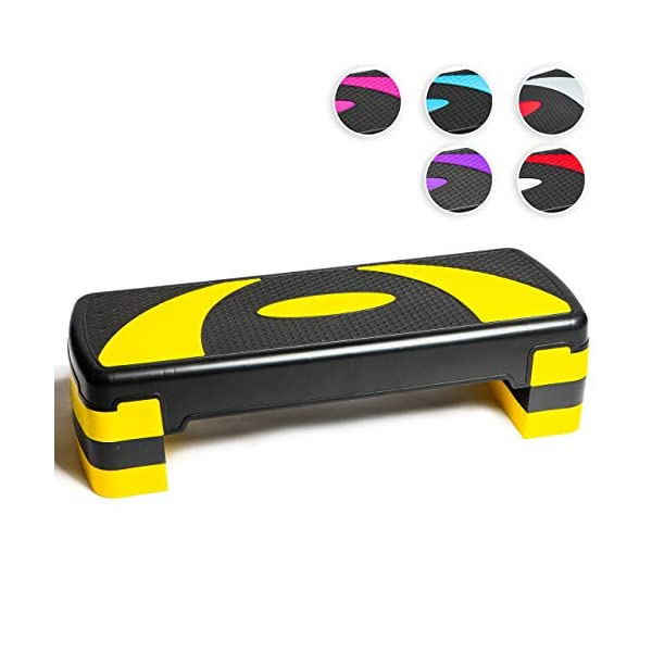 Prime-Selection-Products-Adjustable-Aerobic-Stepper