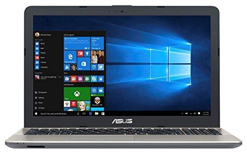 ASUS VivoBook Max X541NA-GQ069 1.10GHz N3350 15.6Zoll 1366 x 768Pixel Schwarz - Schokolade Notebook, 90NB0E81-M00800