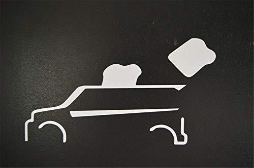 Wandaufkleber Schlafzimmer Auto Aufkleber Auto Aufkleber Xb Toaster Window Sticker Decal 15Cm -