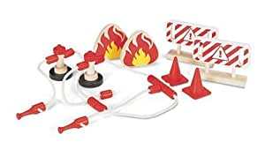 Pintoy Wooden Firefighting Accessories
