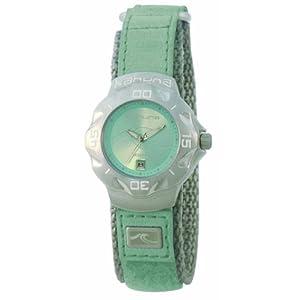 Kahuna K1M-1005L – Reloj analógico de mujer con correa textil azul
