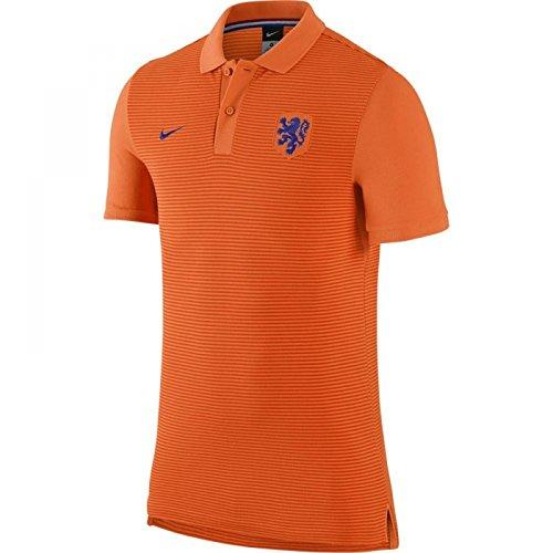 Nike Équipe de Football des Pays-Bas 2015/2016 Auth GS – Polo Officiel Homme