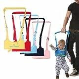 arneses de seguridad de cuidado del niño del bebé aprende caminar correa auxiliar