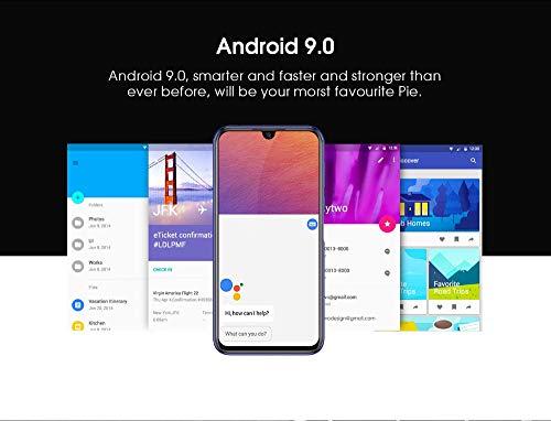 Elephone A6 Mini Android 9.0 4G Double SIM Telephone Portable debloqué - Écran 5,7