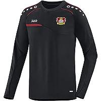 JAKO Fußball Bayer 04 Leverkusen Sweatshirt Prestige Herren Pullover schwarz rot Gr XL