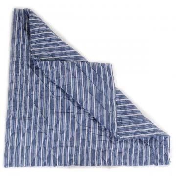 couverture-wigwam-couleur-bleu-marine-a-rayures