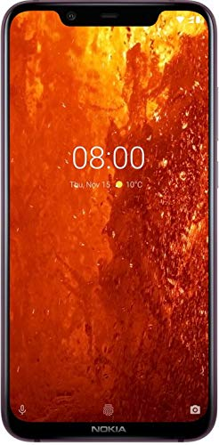 Nokia 8.1 (Iron, 4GB RAM, 64GB Storage) with No Cost EMI/Additional Exchange Offers
