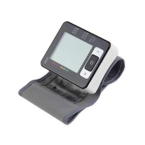 2015 neues gesundheitswesen automatische handgelenk digitale blutdruckmessgerät für messen und pulsfrequenz